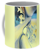 Summer Beach Abstract Coffee Mug