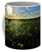 Summer Beach Daisy 2 Coffee Mug