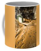 Summer Beach Shacks Coffee Mug