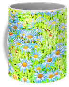Summer Blues Coffee Mug