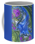 Summer Bouquet Rendition 3 Coffee Mug