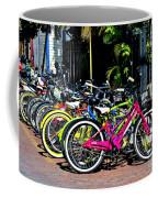 Summer Bright Pedals Coffee Mug