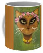 Summer Cat Coffee Mug