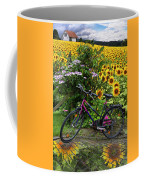 Summer Cycling Coffee Mug