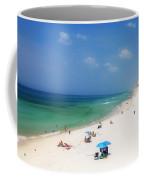 Summer Day In Florida Coffee Mug