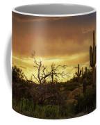 Summer Desert Skies  Coffee Mug