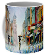 Summer Downpour Coffee Mug