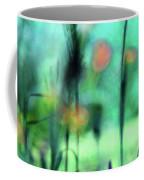 Summer Dreams Abstract Coffee Mug