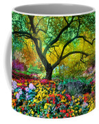 Summer Ends And Autumn Begins Coffee Mug