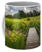 Summer Field Of Wildflowers Coffee Mug