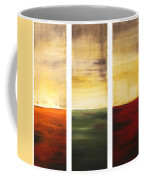 Summer Fields By Madart Coffee Mug