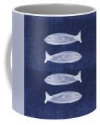 Summer Fish- Art By Linda Woods Coffee Mug