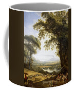 Summer Harvest On Caserta Plain Coffee Mug