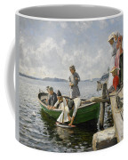 Summer Idyll Coffee Mug