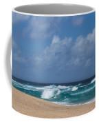 Summer In Hawaii - Banzai Pipeline Beach Coffee Mug