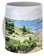 Summer In Lunenburg Harbour Coffee Mug