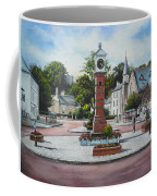 Summer In The Square Coffee Mug