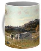 Summer Landscape Coffee Mug by Luigi Loir