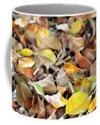 Summer Leaves For Fall Coffee Mug