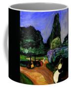 Summer Night At Studenterlunden Coffee Mug