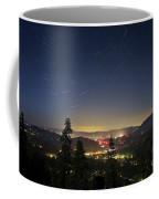 Summer Night South Lake Tahoe Coffee Mug
