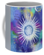 Summer Of Love 2- Art By Linda Woods Coffee Mug