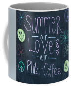 Summer Of Love At Philz Coffee Coffee Mug
