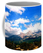 Summer On Mt. Shasta Coffee Mug