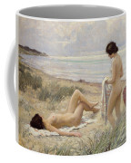 Summer On The Beach Coffee Mug