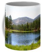 Summer On The Lake Coffee Mug