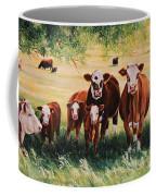 Summer Pastures Coffee Mug