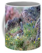 Summer Ptarmigan Coffee Mug