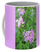 Summer Purple Flower Coffee Mug