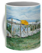 Summer Row Boats Coffee Mug