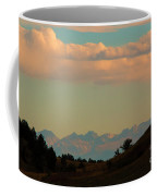 Summer Sangre De Cristo Sunrise Coffee Mug