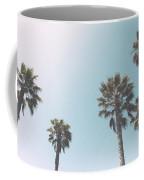 Summer Sky- By Linda Woods Coffee Mug by Linda Woods