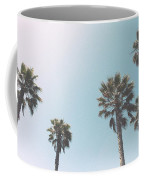 Summer Sky- By Linda Woods Coffee Mug