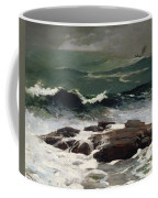 Summer Squall Coffee Mug by Winslow Homer