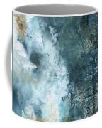 Summer Storm- Abstract Art By Linda Woods Coffee Mug by Linda Woods