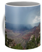 Summer Storm North Rim Grand Canyon National Park Arizona Coffee Mug