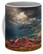 Summer Storm Zion National Park Utah Coffee Mug