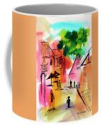 Summer Strolling Coffee Mug