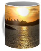 Summer Sunset In Sydney Coffee Mug