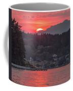 Summer Sunset Over Yukon Harbor.4 Coffee Mug