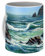 Summer Surf Coffee Mug