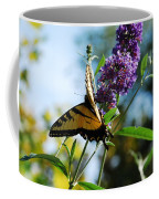 Summer Swallowtail Coffee Mug