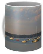 Summer Time At Little Neck Bay Coffee Mug