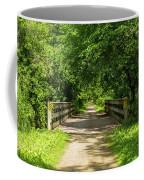 Summer Trail Scene 4 A Coffee Mug