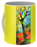 Summer Tree Coffee Mug