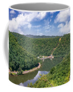 Summer View At Lovers Leap Coffee Mug